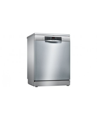 Bosch Silence Plus 14pl 4 Temp Dishwasher Silver