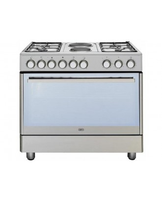 Defy Stove 900 4 Gas 2 Electric with Electric Oven