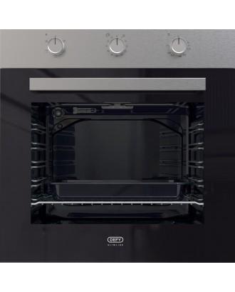 Defy Oven Slimline Silver