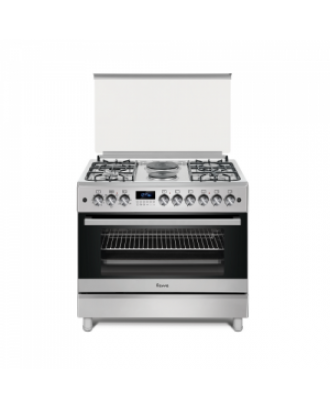 Ferre Stove 4 Gas 2 Electric Plate 900 Electric Oven