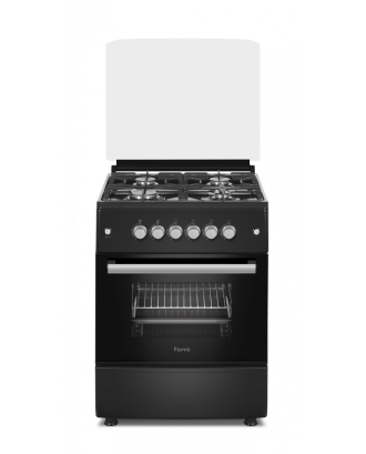 Ferre Stove 4 Gas With Electric Oven 600